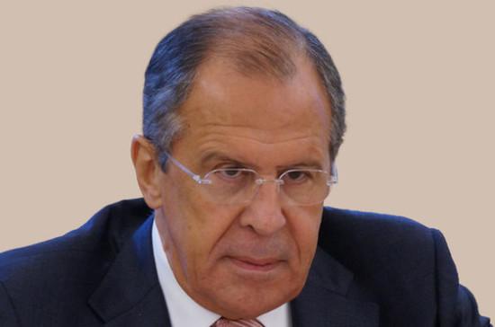 Лавров прокомментировал террористические атаки вИране