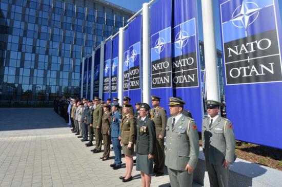 Украинские депутаты приняли решение овступлении вНАТО