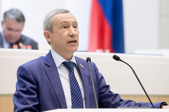 Комиссия поборьбе с заграничным вмешательством вделаРФ создана вСовфеде