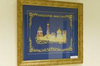 В Совете Федерации открылась выставка работ золотого шитья
