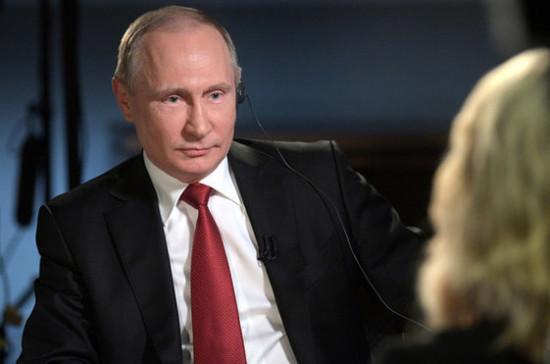 Путин ответил навопрос освоем преемнике