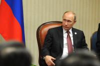 Путин прокомментировал воссоединение Крыма с РФ