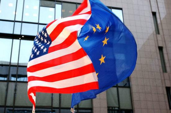 EC  призвал США вдальнейшем согласовывать санкции против РФ