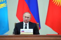 Путин заявил об отсутствии доказательств вмешательства РФ в выборы США