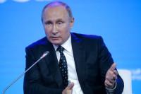 Путин: разведслужбы США никогда не раскроют данные о крушении MH-17 в Донбассе