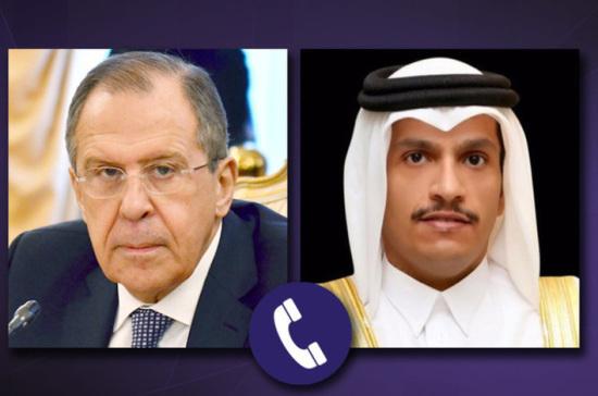 Эмир Катара сообщил письмо для Путина