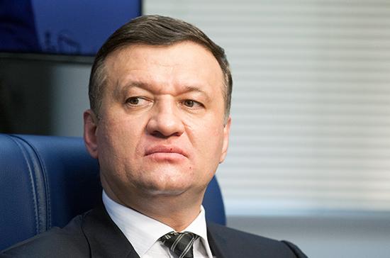 Савельев: обязательная дактилоскопия для приезжих поможет обеспечить безопасность на ЧМ-2018