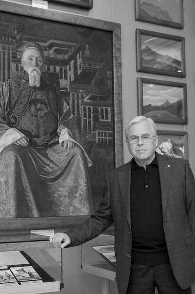 Николай Рерих: сын России, гражданин Вселенной