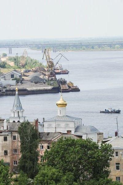 Нижегородская губерния принимает гостей