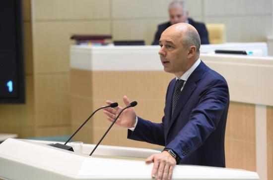 Силуанов: пенсионная система в РФ «висит» на субсидиях из федерального бюджета