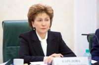Карелова рассказала о работе над формированием антинаркотической системы в России