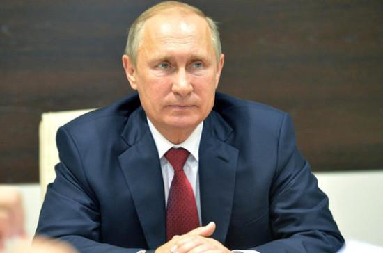 Стратегические предприятия должны вести работу с вузами и школами для подготовки кадров — Путин