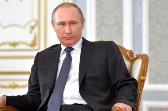Путин встретится свыпускниками русских военных институтов