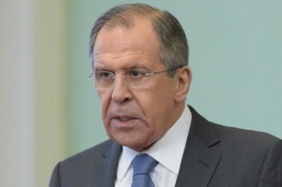 Лавров: НАТО уходит от разговора сРоссией