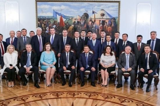 Сообщается опереговорах поповоду вероятной отправки военных Кыргызстана, Казахстана вСирию