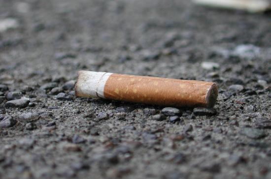 Курение в лифтах и у подъездов домов могут запретить законодательно