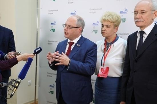 Депутат Гаврилов сравнил возвращение Гонконга в Китай с воссоединением Крыма с Россией