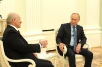 Путин предложил Лукашенко согласовать позиции по международным вопросам
