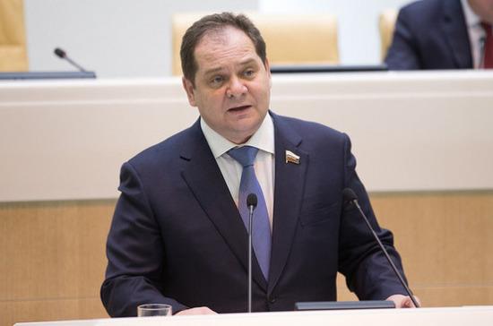 Устранение излишних проверок бизнеса на Дальнем Востоке поспособствуют развитию ТОР, уверен сенатор Гольдштейн