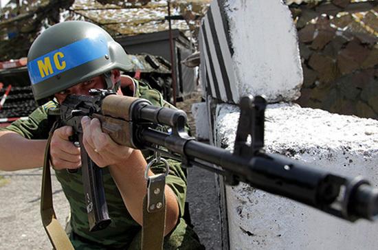 Вбуферных зонах Сирии может появиться русская военная милиция