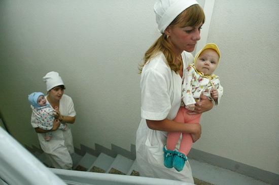 Граждан России вынудят посылать ВИЧ-инфицированных детей налечение