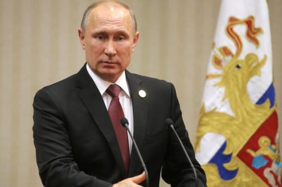 Путин объявил опродолжении работы пообращениям жителей, поступившим напрямую линию