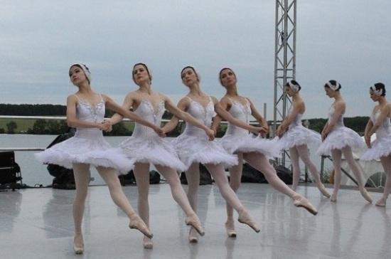 «Русский балет» выступил в Липецкой области
