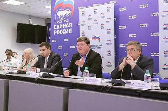 Андрей ИСАЕВ: Социальная политика должна быть максимально открытой