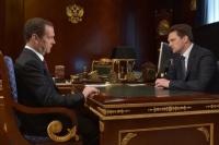 Медведев порекомендует назначить главой «Почты России» Подгузова