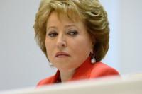 Валентина Матвиенко: имя Ильи Глазунова неразрывно связано с историей и культурой России