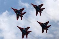 В Санкт-Петербурге отмечают 105-летие военной авиации России