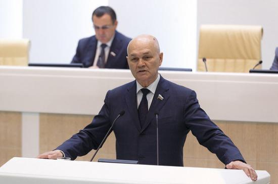 Щетинин констатировал увеличение темпов сельхозпроизводства в России