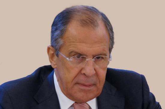 Лавров назвал разработку конституции Сирии и борьбу с террором ключевыми вопросами переговоров в Женеве