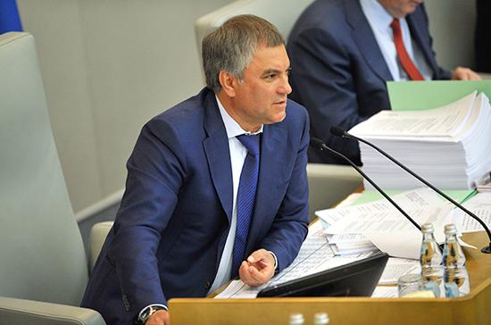 Парламенты России и Индии будут сотрудничать на уровне комитетов