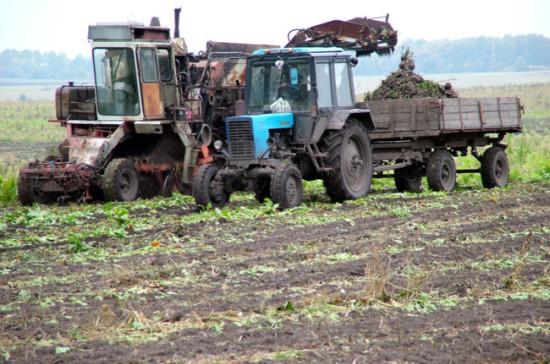 Кабмин установил цель увеличить российскую сельхозтехнику нарынке до80%