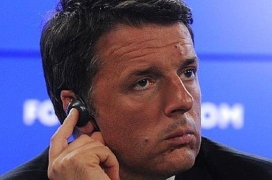 Ренци требует от Брюсселя отказаться от Договора о бюджетной стабильности