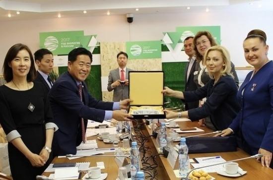 Депутаты России и Южной Кореи договорились вместе решать проблемы экологии