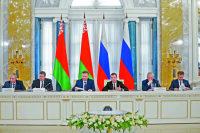 Премьеры России и Беларуси определили «правильные импульсы»