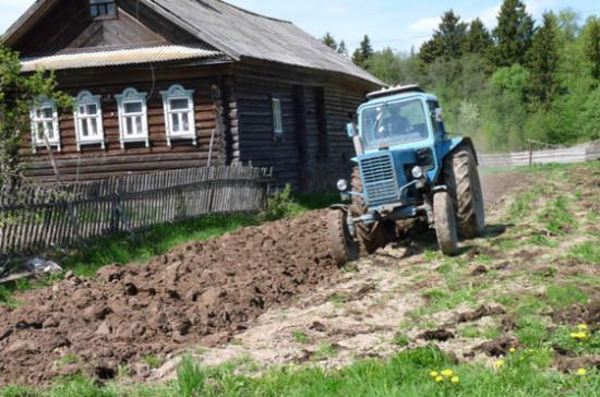 Сенаторы попросили Правительство сохранить ФЦП по развитию сельских территорий