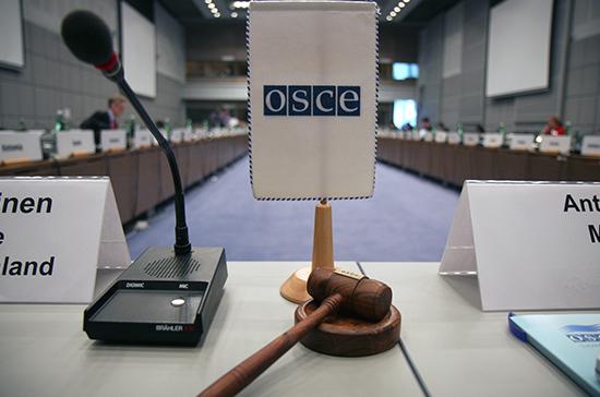 Стали известны кандидаты в новый состав руководства ОБСЕ