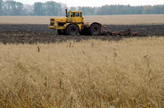Российские учёные разработали беспилотный трактор