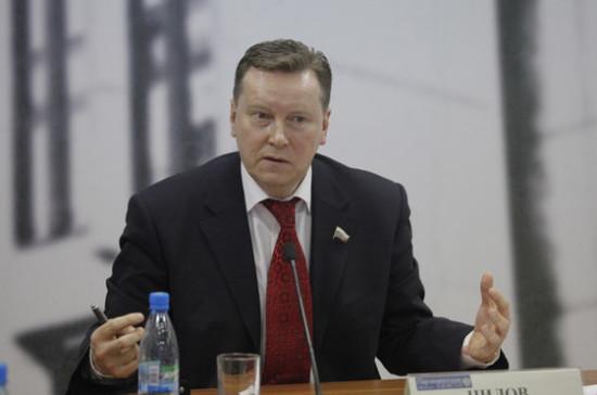 Олег Нилов предложил провести парламентское расследование в отношении бизнесмена Сергея Полонского