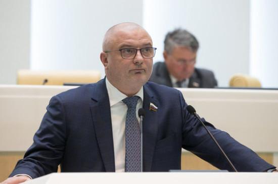 Клишас поддержал решение КС РФ о необходимости внедрения видеозаписи судебных заседаний