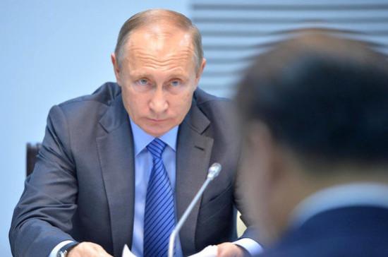 Россия сохранит потребление металлургической продукции на уровне 2,5 млн тонн в год — Президент РФ