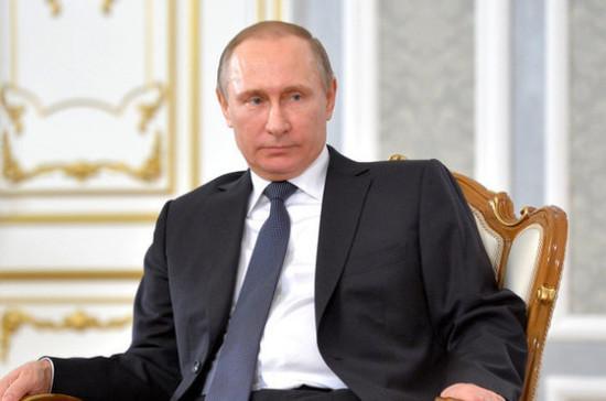 Путин отметил максимальную близость между народами России и Украины