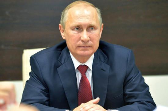 Путин поручил распространить льготы по страховым взносам на мультипликаторов