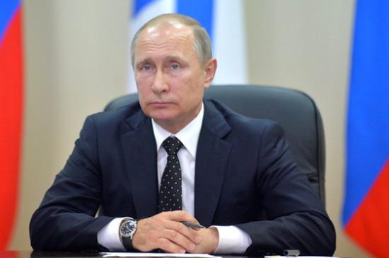 Путин заявил о планах по облегчению приёма в гражданство РФ выходцев с Украины