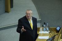 Жириновский потребовал вернуться к вопросу о новом здании парламента после протечки крыши в Госдуме
