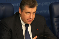 Слуцкий: Аграмунту наверняка вынесут импичмент за поездку с россиянами в Сирию
