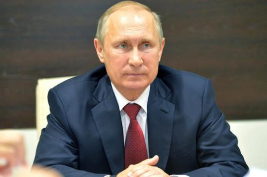 Путин поблагодарил главу РЖД за реконструкцию Московского центрального кольца